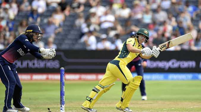 Opener Nicole Bolton has been among the stars for Australia with the bat at the Women's World Cup in England.