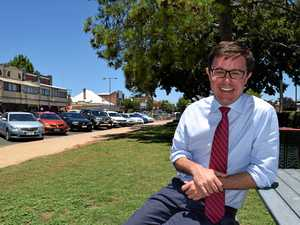 Federal Member for Maranoa David Littleproud will open an electoral office in his hometown of Warwick.