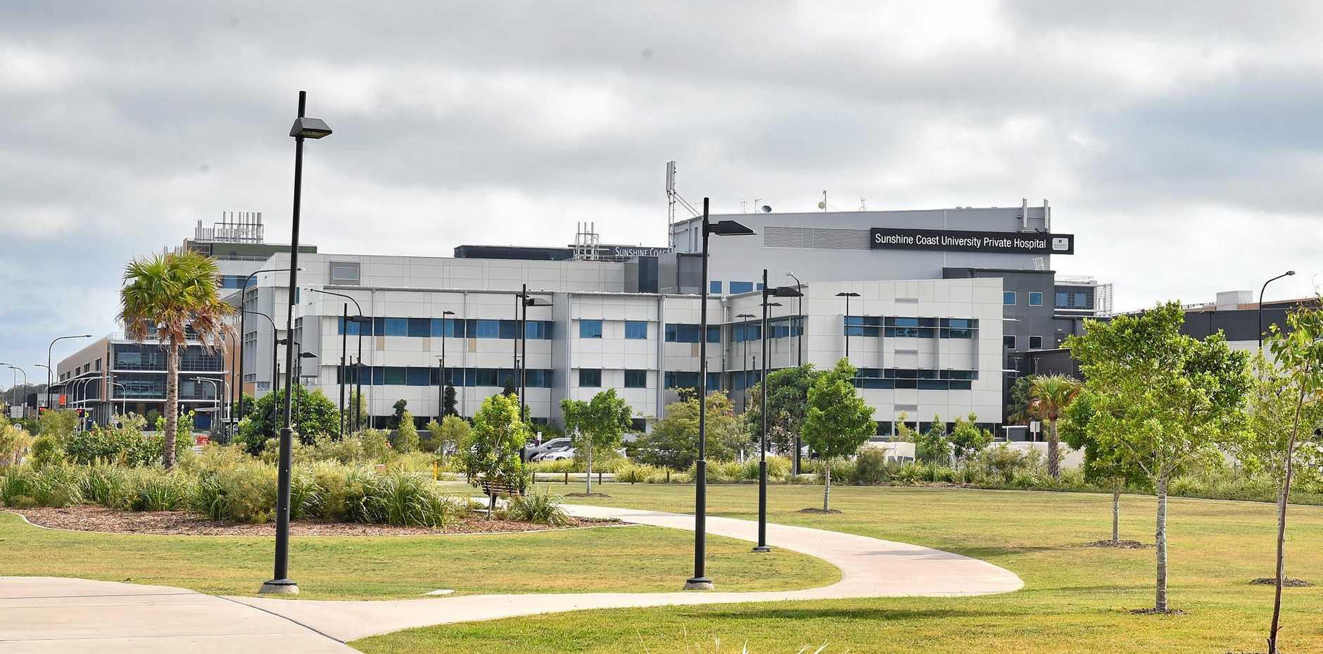 Sunshine Coast University Private Hospital.