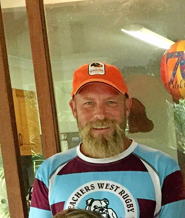 MISSED: A memorial service will be held for Warren Petty at a date to be confirmed in Airlie Beach.