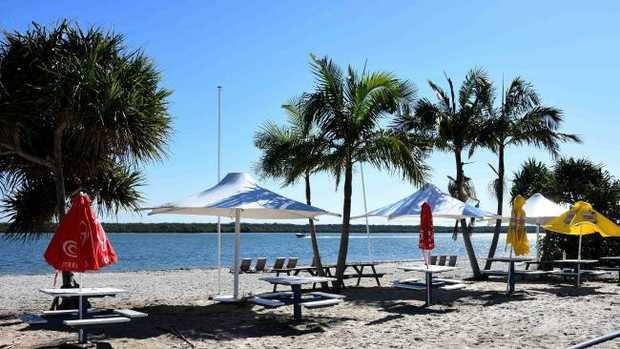 Couran Cove on Stradbroke Island is undergoing a makeover. Photo: Steve Holland