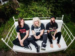Alt-rock band Dallas Frasca are heading to Eumundi on Friday 28 July to play what is sure to be one helluva gig. They'll be supported by Hobo Magic + Los Laws.