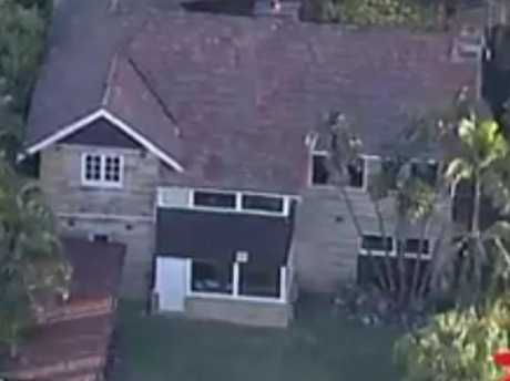 It is understood the man was a carer to his wife and when he died of natural causes she starved to death. Picture: 7NEWS