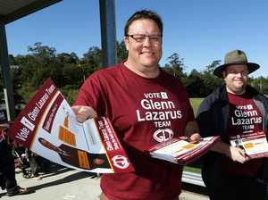 Glenn Lazarus: Palmer 'bullying' wasn't pleasant