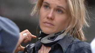 Danielle Stewart killed her husband in a violent rage.Source:News Corp Australia
