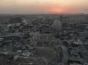 Massacre in Mosul: 40,000 civilians killed