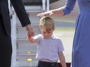 Tough Thursday? Little Prince George can relate
