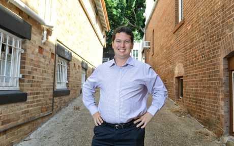 Lawyer Cameron McKenzie