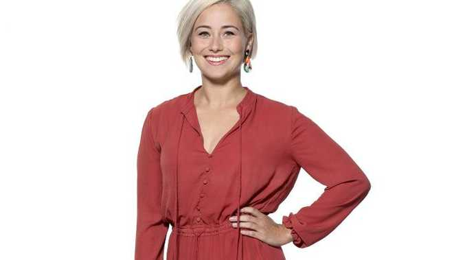 Mackay's Tamara Graffen has already gained valuable work experience since her elimination from MasterChef.