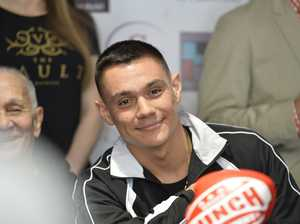 Team Tszyu 2 ready to fight