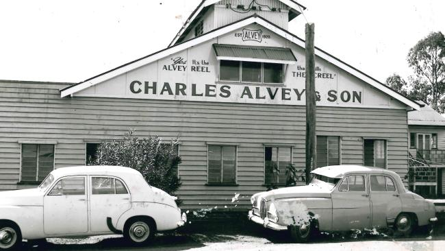 Alvey was founded in 1920.