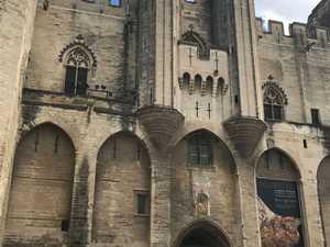 A traveller's dream in Avignon
