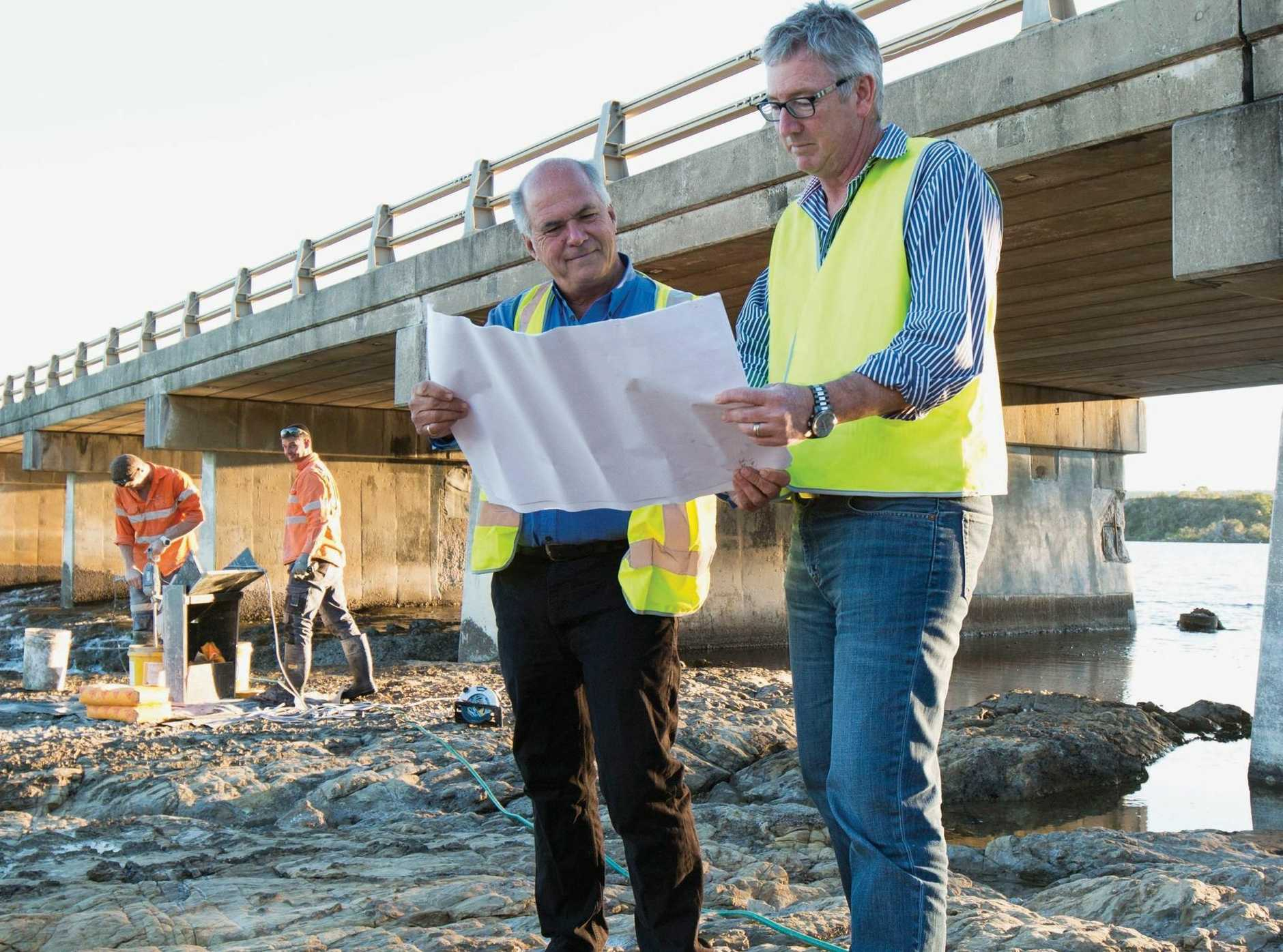 The preliminary concept plan of identified areas of the Causeway Lake for the feasibility to investigating enhancing opportunities at the Capricorn Coast location.