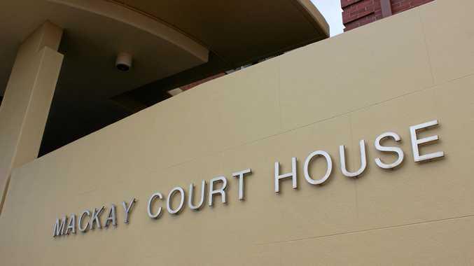 Mackay Court House.