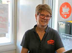 NO CUTS: The Fastlane Drive-Thru Coffee owner Patti Mules refuses to pass on the penalty rate cut to her weekend workers.