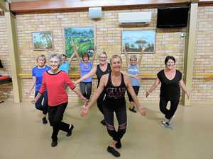 Join Toni for a fun-filled morning of dance
