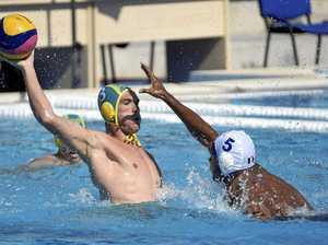 Aussie Sharks secure key water polo win