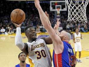 Aussie signs with NBA heavyweights