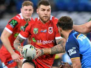 Dragons coach defends Dugan over Origin bender