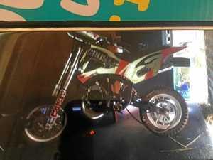 Mini bikes stolen from Warwick property