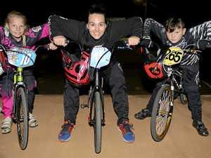 FAMILY FUN: BMX club throws open the gates for free day