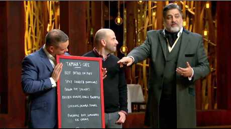 The MasterChef judges list Tamara's highlights from the show.