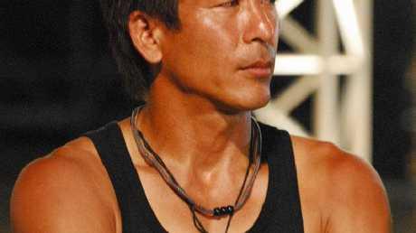 Makoto Nagano, aka the World's Strongest Fisherman.