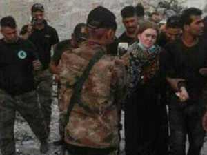 German schoolgirl turned ISIS sniper found in warzone