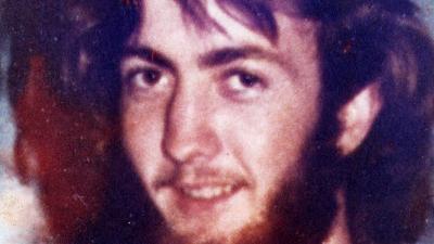 Tony Jones has been missing 30 years.