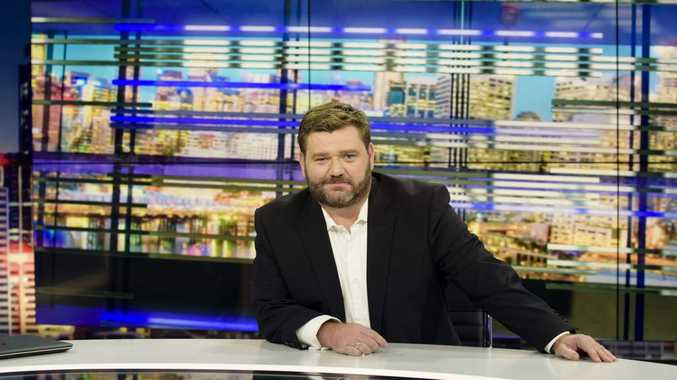Paul Murray, the outspoken host of Paul Murray Live, one of the most watched programs on Sky.