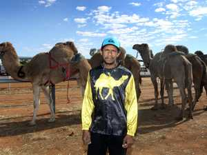 'Ships of the desert' race to finish in Boulia