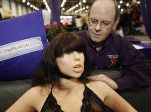 Sex robot's 'frigid' setting encourages simulated rape