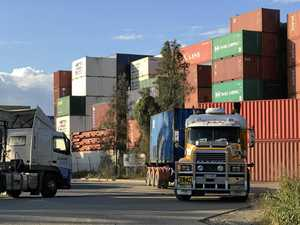 COST INCREASE: Port carriers are facing another charge for each container on top of infrastructure fees.