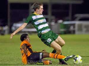 Pride footballers reach new level in NPL