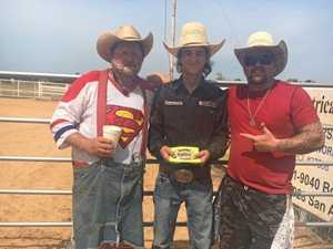 Clermont cowboys chasing dreams in the US