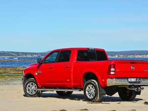 Road test review: Ram Trucks Laramie