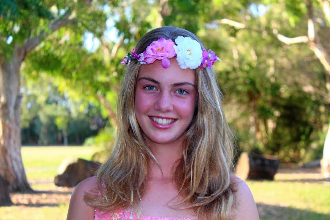YOUNG AUTHOR: Samara Welbourne.