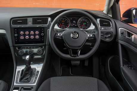 Volkswagen Golf 110TSI.