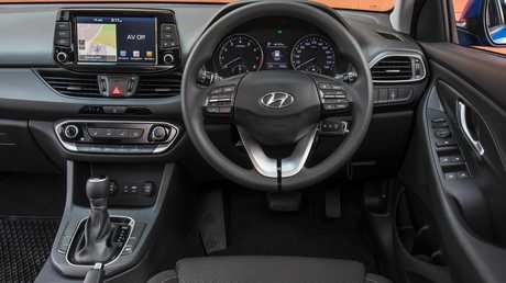 Hyundai i30 Active.