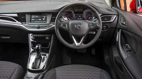 Holden Astra R+.