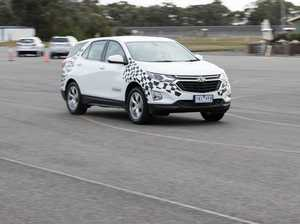 Holden jumps aboard the SUV bandwagon