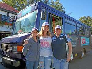 Bus tour drives support for brain injuries