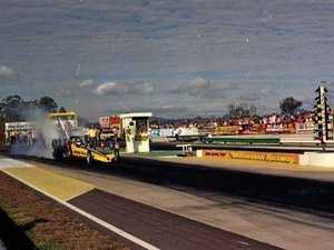 Fifty reasons to remember Australia's most promising Top Fuel racer