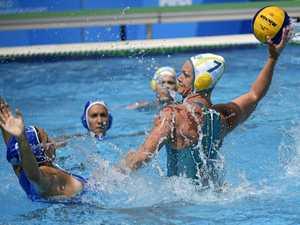 Stingers make a splash at water polo championships