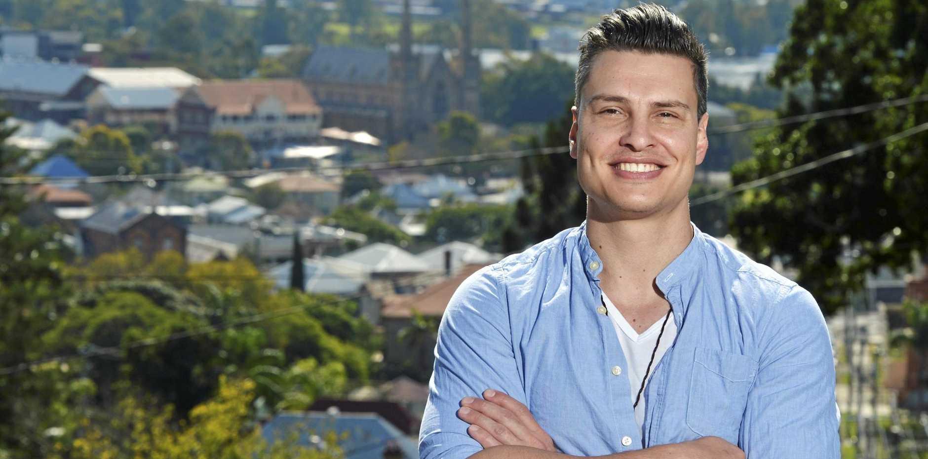 Masterchef 2017 contestant Ben Ungermann.