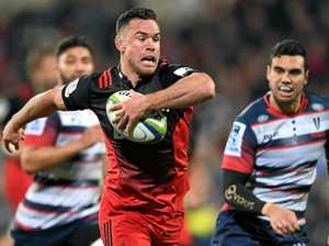 All Blacks strengthen Crusaders quarter-finals hopes