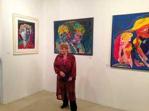 Rose City draws awarded artist