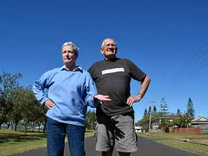 What 'the'? Couple caught up in street name glitch
