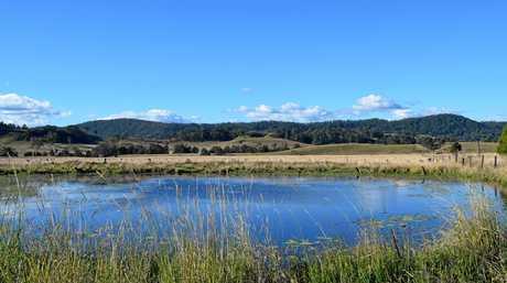 Big skies and panoramic rural views await cyclists between Casino and Lismore.