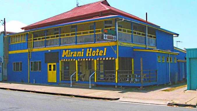 GHOST STORIES: Several people have died at the Mirani Hotel